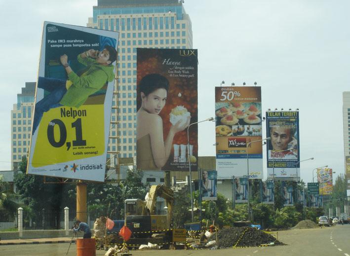 Billboard Jakarta